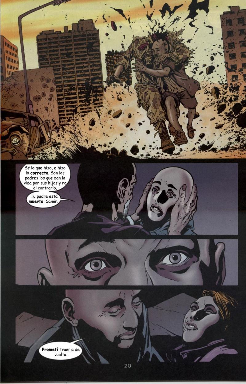 "Din ""Hellblazer"" - scenariul: Darko Macan, desene: Gary Erskine (DC Comics - ian.2000)"