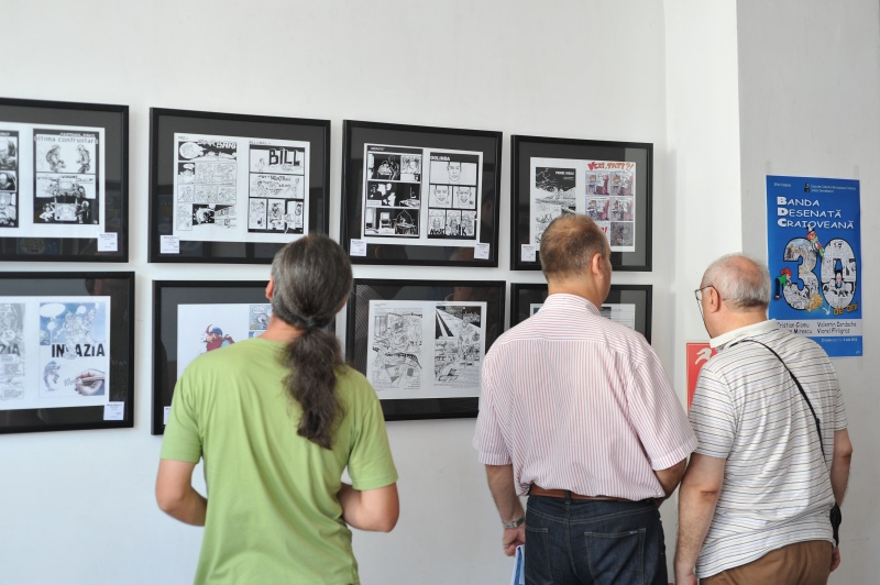 Segmentul expoziţional Marian Mirescu