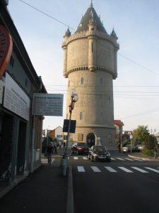 Castelul - centrul manifestărilor
